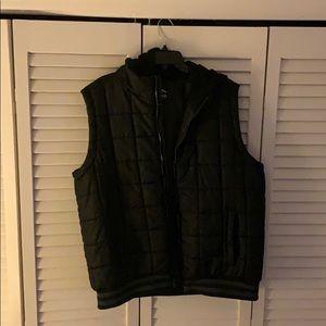 Outdoor Vest with hoodie